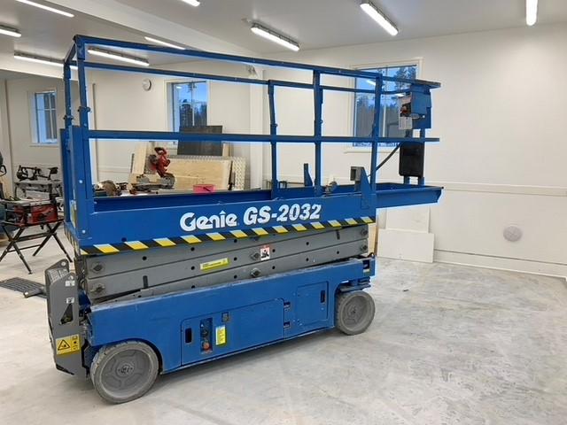Genie GS-2032 vuokraus - hinta